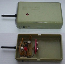 Homemade non-contact high voltage detector