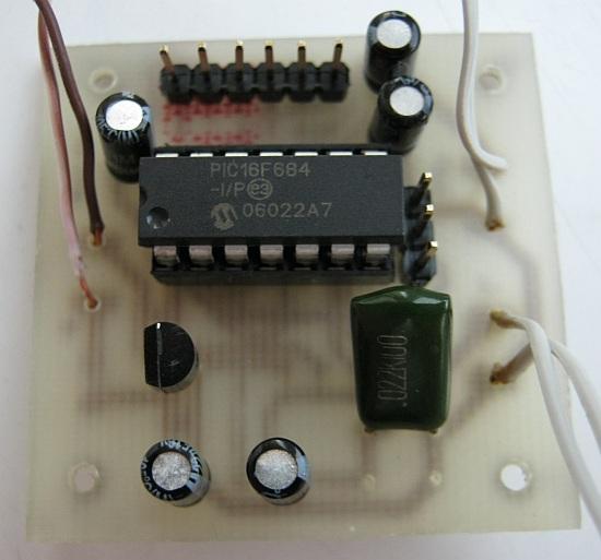 Metal Detector Circuit Diagram Pdf   Bfo Metal Detector With Pic16f684