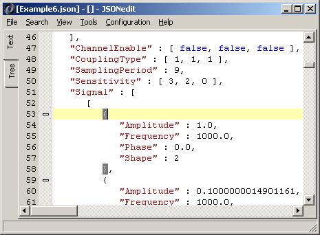 JSONedit - JSON editor