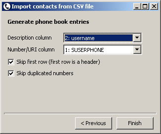 VoIP/SIP client (softphone) for Windows