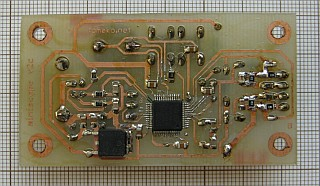 Miniscope v2c - open source PC USB oscilloscope using STM32F103