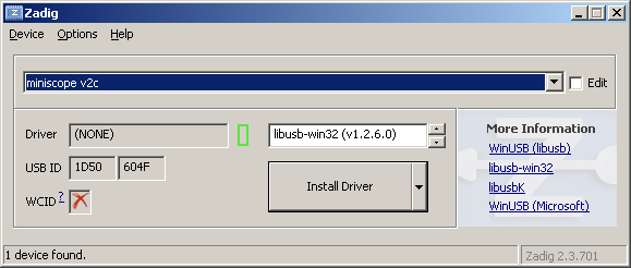 How To Use Libusb